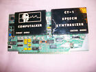 Al Cybernetics Computalker CT-1 speech synthesizer For the S-100 buss.