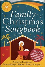 Family Christmas Colour Songbook Yule Log Dvd Bjo Book/Dvd, Various, New Book