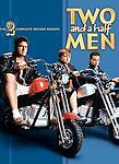 Two and a Half Men The Complete Second Season (DVD, 2008, 4-Disc Set) Brand New!