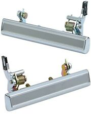 1970 - 1981 TRANS AM CAMARO EXTERIOR DOOR HANDLE SET CHROME OUTSIDE