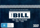 The Bill - The 80's Collection (DVD, 2013, 33-Disc Set) Sealed Tracking Included