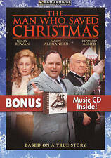 NEW Man Who Saved Christmas (DVD/CD Combo) / Simply Christmas (Alternate UPC)