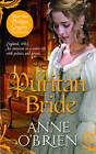 Puritan Bride, Anne O'Brien Book