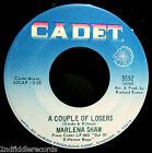 MARLENA SHAW-A Couple Of Losers-Rarer Northern Soul Funk Dancer 45-CADET #5592