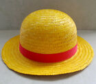 One Piece Monkey D Luffy Straw Hat Cap Cosplay New Free Shipping