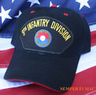 9TH INFANTRY DIVISION ID HAT CAP US ARMY WOWAH VETERAN GIFT Old Reliables WOW