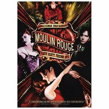 Moulin Rouge (DVD, 2001, 2-Disc Set, Two Discs; English/Spanish Versions)