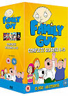 FAMILY GUY SEASONS 6-10 SERIES 6 7 8 9 10 NEW AND SEALED DVD BOX SET