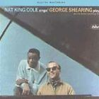 NAT KING COLE Sings GEORGE SHEARING Plays 1987 Jazz Music CD Pop Vocal