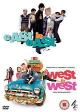 West Is West / East Is East (DVD, 2012, 2-Disc Set, In individual cases)