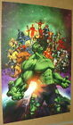 Just In! Last One! Hulk X-men Ms Marvel Iron Man by Michael Turner Marvel Poster