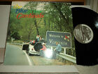 THE BLUEGRASS CARDINALS 'WELCOME TO VIRGINIA' BLUEGRASS ROUNDER RECORDS LP NICE!