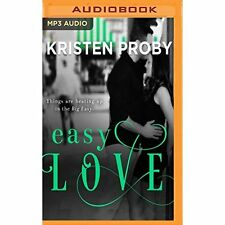 The Boudreaux: Easy Love 1 by Kristen Proby (2016, MP3 CD, Una (FREE 2DAY SHIP)