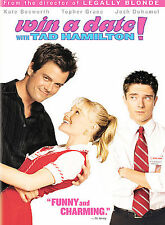 Win A Date With Tad Hamilton DVD Josh Duhamel BRAND NEW!