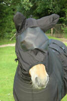 NEW Sweet Itch HOOD fly mask will fit Boett rug