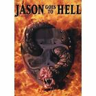Jason Goes to Hell: The Final Friday (DVD, 2002, Unrated/Rated R Versions)