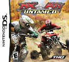 MX vs. ATV Untamed (Nintendo DS, 2007, NTSC-U/C (US/Canada) Region Game)