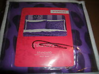 XHILARATION HEART PURPLE STANDARD QUILT SHAM