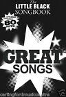 the LITTLE BLACK SONGBOOK GREAT SONGS over 80 hits BOOK @ CMC 02 9873 2333