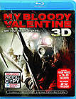 My Bloody Valentine 3D (Blu-ray Disc, 2009, Digital Copy is expired)
