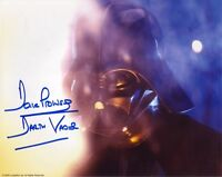 Darth Vader Dave Prowse signed Star Wars photo UACC Dealer