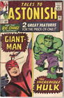 Tales To Astonish Marvel Comic Book #60, 1964 FINE/VFN