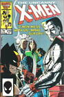 Marvel Comics Uncanny X-Men Comic #210, 1986 VERY FINE-