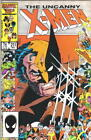 Marvel Comics Uncanny X-Men Comic #211, 1986 VFN/NM