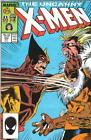 Marvel Comics Uncanny X-Men Comic #222, 1987 VFN/NM