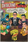 Detective Comics Comic Book #357, DC 1966 FINE+