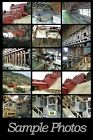 HO Scale Prototype Picture CD Guide to Modeling Colorado Stamp Mills