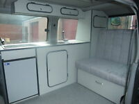 MAZDA BONGO CAMPER VAN INTERIOR CONVERSION FURNITURE