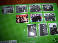 THE BEATLES BOOK OF POSTCARDS 3 x 10 DIFFERENT DESIGNS (30)CARDS IN TOTAL MINT