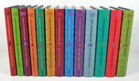 LEMONY SNICKET - SERIES OF UNFORTUNATE EVENTS - 1st EDITION - HARDBACK BOOK SET!