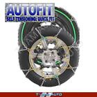 Snow Chains 4x4 4wd 15 16 17 17.5 Inch Wheels Tyres 400