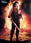 PIRATES OF THE CARIBBEAN Movie Poster - 24x36 Full Size ~ Orlando Bloom