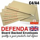 125x STRONG C4 A4 ENVELOPES BOARD BACK HARD CARD BACKED