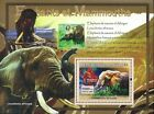 Republic of Guinee 2007 Stamp, Elephant, Animal S/S 2