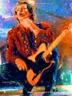 KEITH RICHARDS - Rolling Stones - Fine ART PRINT on Watercolor Paper- by Eisner