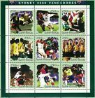 Guinea Bissau 2001 Stamp, Olympic Game 2000, Football