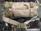 GENUINE DESERT MOLLE II WAIST PACK DCU CAMO ISSUE NEW