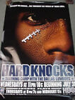 Dallas Cowboys Hard Knocks HBO Promo Poster 27x40