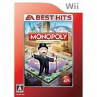 NEW Nintendo Wii Monopoly Best Hits JAPAN import game