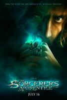 THE SORCERER'S APPRENTICE ORIGINAL ADV D/S MOVIE POSTER