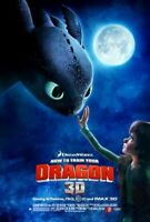 HOW TO TRAIN YOUR DRAGON - REGULAR D/S MOVIE POSTER