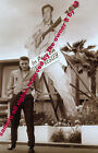 ELVIS PRESLEY PHOTOS 1950`s VEGAS OUTSIDE VENUE 5x7 SET