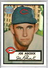 JOE ADCOCK 2001 Topps Archives Reserve #1