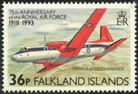 HAWKER SIDDELEY ANDOVER / RAF Airplane Aircraft Stamp