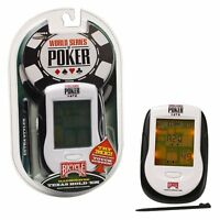 Bicycle TouchScreen World Series of Poker Texas Hold Em New Seal (G6)
