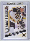 09-10 UD Collectors Choice Brad Marchand Rookie Card RC #235 Mint
